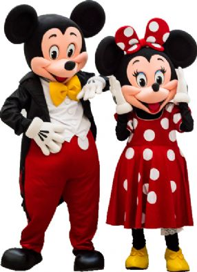 Personagens - Mickey
